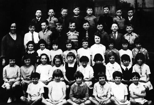 Scotland Street School 1926