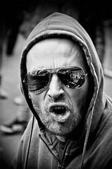 Piano Paul Antwerp. (CorH) Tags: street city portrait people urban blackandwhite bw white black monochrome blackwhite belgium belgie candid streetphotography antwerp antwerpen straatfotografie explored corh
