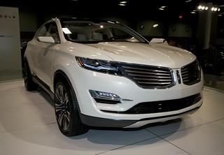 2013 Washington Auto Show - Lower Concourse - Lincoln 2 by Judson Weinsheimer