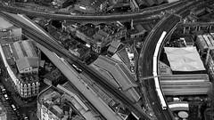 cross rail (rossferguson) Tags: city bridge london tower station skyline architecture train buildings team view rail views government inside shard sights gds gdsteam