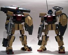 Mobilized (graybandit2000) Tags: lego gundam mecha mobilesuit legomecha legogundam legomobilesuit