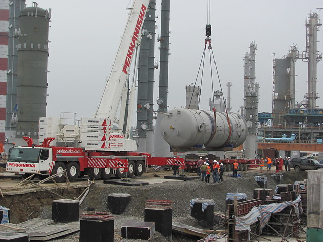 LTM 1400-7.1 in Khabarovsk