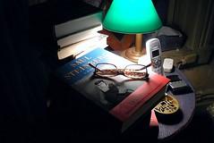 saul steinberg (omoo) Tags: newyorkcity art table bedroom apartment interior westvillage books antiques bedside biography greenwichvillage dscn4168 greenglass bedsidetable nighttable bedsidebooks saulsteinberg pharmacytablelampwithgreenglassshade saulsteinbergbiography deidrebair saulsteinbergabiographybydeirdrebair