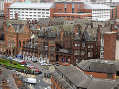 Leeds Infirmary 3135 (stagedoor) Tags: city uk england copyright building architecture hospital yorkshire leeds victorian olympus inside westyorkshire infirmary listed grade1 georgegilbertscott em5 generalinfirmary georgecorson