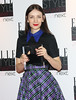 Red Carpet Fashion winner The Elle Style Awards 2013 held at the Savoy - press room Featuring: Roksanda Ilincic