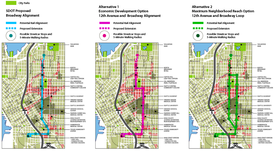 Streetcar alternative route maps released | CHS Capitol Hill ... on skagit transit, seattle monorail project, waterfront streetcar, pierce transit, kitsap transit, seattle water taxi map, seattle trolley tours, sound transit map, sound transit, seattle trolley system, amazon south lake union seattle map, seattle center monorail, seattle street map, seattle light rail map, south lake union streetcar, sound transit express buses, seattle skyway map, seattle trolleybus map, seattle land value map, trolleybuses in seattle, seattle metro trip planner, west seattle water taxi, seattle schools map, seattle commuter rail map, seattle heavy rail map, seattle tree map, intercity transit, first hill streetcar, downtown seattle transit tunnel, seattle monorail map, link light rail, seattle star map, swift bus rapid transit, everett transit, massachusetts bay transportation authority map, community transit, seattle car map, seattle park map, metro transit,