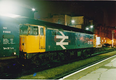 47631 (marcus.45111) Tags: night postal derby class47 largelogo 47631
