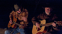 01665-Enchanted Guitar Picking-1 (Jim would like to get on Explore this year) Tags: redrockcanyon old portrait music usa southwest west color men night america cowboy desert guitar nevada canyon noflash campfire mojave mojavedesert usaamerica redrrockcanyon ilobsterit