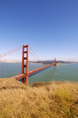 Golden Gate (AndersHolvickThomas) Tags: sf california ca bridge usa water landscape golden nikon gate san francisco angle wide goldengate 11mm d80
