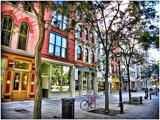 Hanover Square Historical ~ Syracuse Ny
