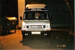 2013 scan 172. K991 ESC Leyland Daf (ronnie.cameron2009) Tags: scotland scottish ambulance dingwall scottishhighlands rossshire leylanddaf highlandsofscotland rosscromarty scottishambulanceservice dingwallrosscromarty scottishhighlandsofscotland