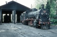 44069  Burdur  18.05.82 (w. + h. brutzer) Tags: analog train turkey nikon eisenbahn railway zug trains steam trkei dampflok lokomotive burdur eisenbahnen tcdd dampfloks webru