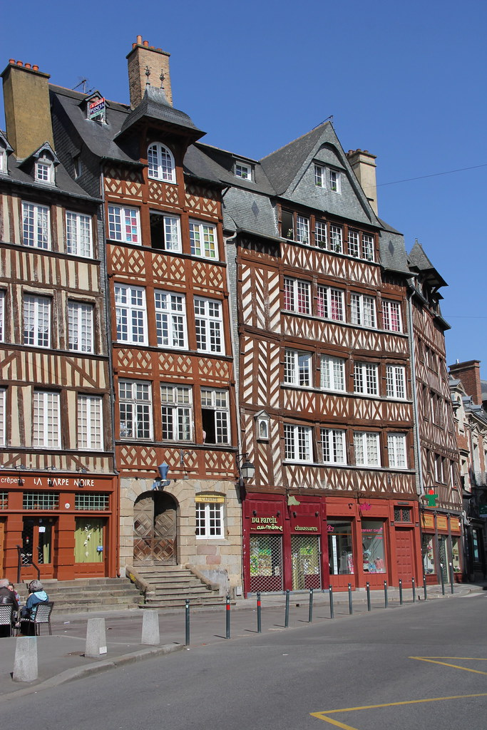 The World\'s Best Photos of rennes and town - Flickr Hive Mind