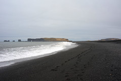 (Dead Slow) Tags: beach blacksand iceland overcast desolate deadslow vkmrdal christopherhall zeiss2828zm vikiceland sonynex5n