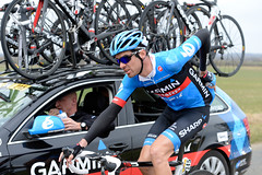 David Millar - Paris-Nice, stage 2 (Team Garmin-Sharp) Tags: france millar geert garmin 2013 parisnice pnice