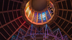 Metropolitan Cathedral of Christ the King (Brian Negus) Tags: uk roof liverpool cathedral lantern romancatholic merseyside metropolitancathedral blindphotographers