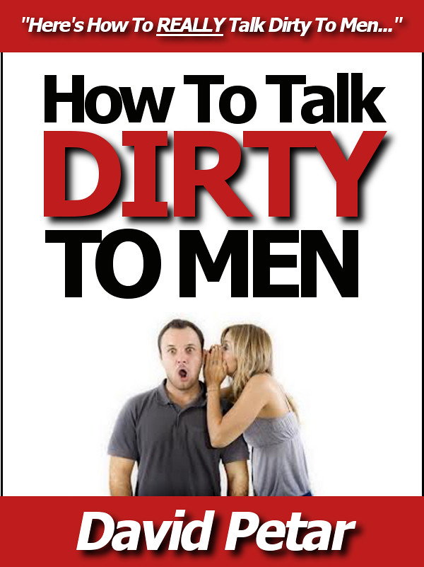 ways to talk dirty to your husband