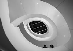 Epic Spiral Stairway