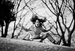 crazy mind (Lucas Shu) Tags: park light portrait japan afternoon expo natural plum osaka ume banpaku ilko mygearandme allexandroff