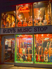 Rudy's Music Store - NYC (Craig Greenwood) Tags: nyc newyorkcity newyork manhattan nikond3100 rudys rudysmusic guitars myguitars guitarstore shop catchycolours colourful hdr 1855mm statenisland empirestatebuilding liberty statueofliberty photobloggers amps stratocaster lespaul craig usa unitedstates acoustic electricguitar 335 jazz rock blues country pop heavymetal worldtradecentre flick flickr flickrtravelaward world holiday vacation music musical musicalinstrument musician rocker rockguitar rockmusic raw dslr vibrant crisp clear historic historicalplace historicalcity city citycentre citybreak citylights centralpark sohoe greenwhichvillage shopping store stunning scenic sightseeing icapture nikkor night hudson me2youphotographylevel1