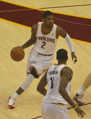 Kyrie Irving (Erik Daniel Drost) Tags: ohio basketball point cleveland guard duke arena irving kyrie nba cavaliers cavs loans quicken quickenloansarena kyrieirving