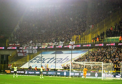 The Newcastle end - Europa League - Club Brugge 2-2 NUFC - (fergi19) Tags: club newcastle army europa united brugge toon league