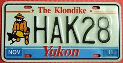 YUKON 2010 (EXPIRES 2011) ---LICENSE PLATE (woody1778a) Tags: world auto canada cars car sign vintage edmonton photos tag woody plate tags licenseplate collection number yukon photographs license plates foreign numberplate licenseplates 2010 numberplates licenses cartag carplate carplates autotags cartags autotag foreigns pl8s worldplates worldplate foreignplates platetag