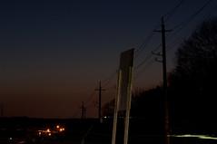 Comet C/2011 L4 (Pan-STARRS) seen from Beltsville, MD (u2rob) Tags: twilight md maryland comet beltsville panstarrs c2011l4