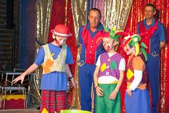MabemaVersaje - Zirkusprojekt der Grundschule