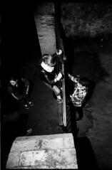 (Marc F. Montenegro) Tags: barcelona bw white black film tmax flash grain 400 100 pushed yashica fx3 super2000