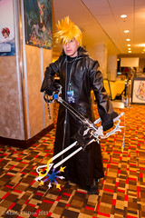130308-1183 Momocon (WashuOtaku) Tags: atlanta anime georgia cosplay kingdomhearts keyblade hiltonatlanta 2013 momocon nikond800