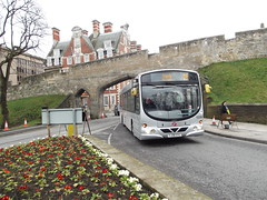 69364-01 (Ian R. Simpson) Tags: volvo wright parkride b7rle eclipseurban firstyork yj08xyc