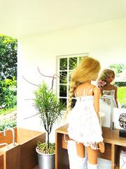sala de banho (maryPOP(!)) Tags: nature natureza blythe diorama dollhouse simplelife momoko casadeboneca 16scale miniaturebathroom saladebanho roobox