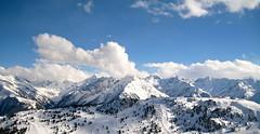 IMG_6036 (Snow Merlin) Tags: sky ski mountains alps skyline landscape tyrol mayrhofen