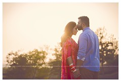 """You sweep me off my feet."" <3 (Vipul Sharma 007) Tags: happy love amazing couple goals best wedding pre post photography lovely sunset trees nature dress ethnic wear indian inspiration asian happiness light kleaks leaks bokeh photographer vipul sharma follow us pretty smiles"