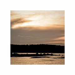 A La Leech (brev99) Tags: sunset silhouette clouds sunsetlight arkansasriver colorefex d7100 ononesoftware nikdfine topazdenoise sigma1770os perfecteffects10