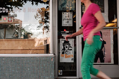 The Briefs (Jeremy Brooks) Tags: 4thstreet california marincounty person sanrafael storefront street usa walk walking camera:make=fuji camera:make=fujifilm camera:model=xpro2