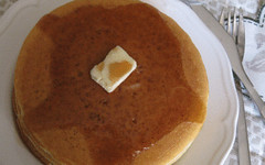Pancakes per una colazione made in USA (RicetteItalia) Tags: pancake colazione americana