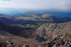 Mount Bierstadt Summit 8.28.16 (Dullboy32) Tags: dullboy32 mountbierstadt mount mountain bierstadt fourteener 14er climbing hiking colorado snow outdoor mountainclimbing view 14060feet mountbierstadtsummit lake frozenlake trail