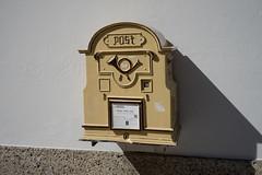 Mailbox in Tirol, Kitzbhel (harald.bohn) Tags: mailbox letterbox brevkasse austria sterrike post affof 2016 kitzbhel alpene