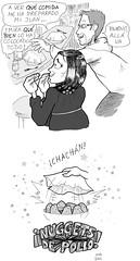 Recuerdos de Burdeos: Dolo y Juan (elbuzonamarillo) Tags: burdeos recuerdos prcticas viaje dolo juan ver qu comida preparar bien colocar todo bueno all ir chachn nugget pollo