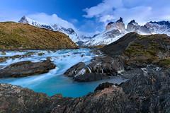 Salto Grande, Paine, Chile (impodi@gmail.com) Tags: saltogrande chile patagonia torresdelpaine paisaje landscape