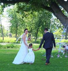 (sfrikken) Tags: tenney park madison wisconsin jordan sarah wedding marriage celebration skyler