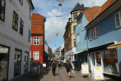 Helsingor, Denmark, August 2016
