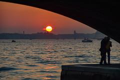 ... love is in the air ... (wolli s) Tags: flickr italien venedig venezia veneto it love is air venice bridge lovers