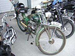 EXPRESS Sachs SL107 - 1939 (John Steam) Tags: oldtimer oldtimertreffen vintage meeting trost salzburg gnigl 2016 austria motorcycle motorbike motorrad motorfahrrad express sl107 1939 sachs