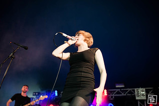 Rolo Tomassi  at ArcTanGent Festival 2016 // Shot by Graham Berry