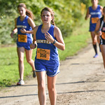 Sumter Cross Country vs Camden 9-7-16