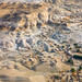 Afghan Mining Community Aerial Photograph