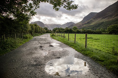 Puddles (Tall Guy) Tags: tallguy uk lakedistrict cumbria buttermere